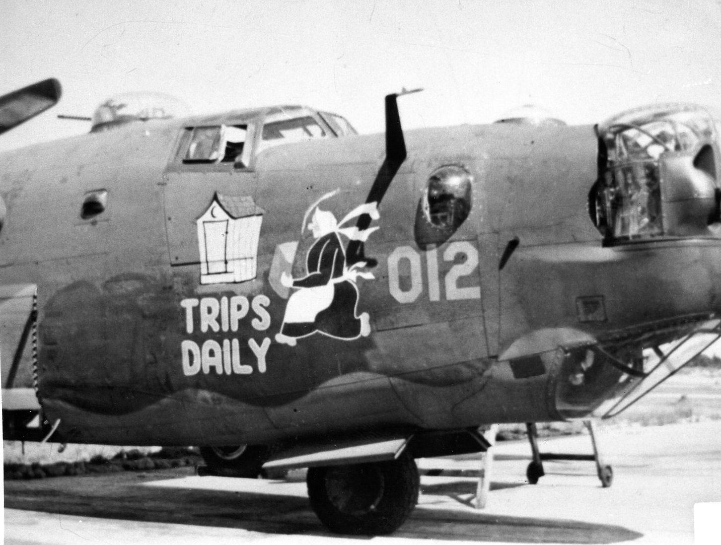 Picture Of Douglas A 24 Banshee Dive Er Reconnaissance Aircraft