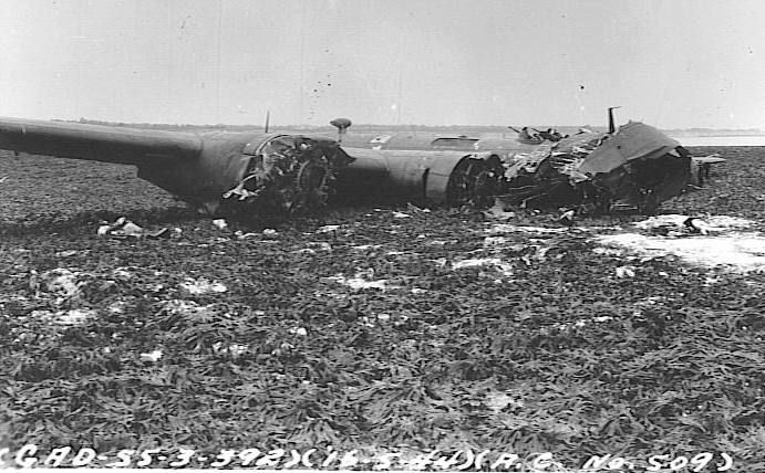 Knuckle Head, crash 27Apr44