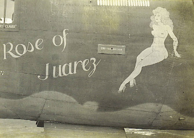 Rose of Juarez 42-7469
