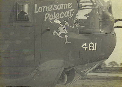 Lonesome Polecat 42-52097