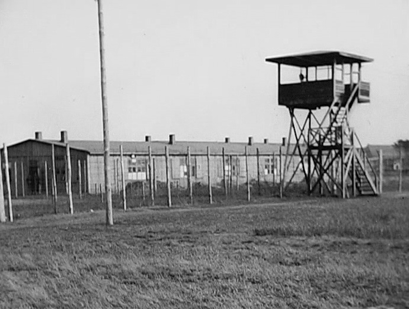 WWII Stalag Luft POW Camps