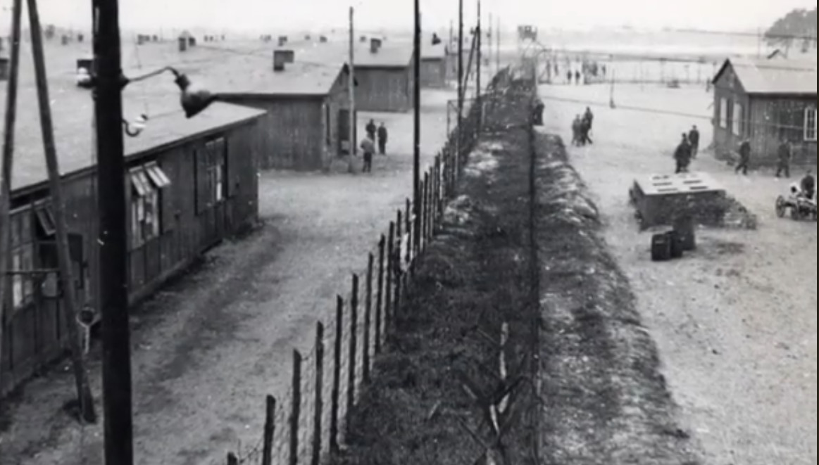Airman of Stalag Luft POW Camps