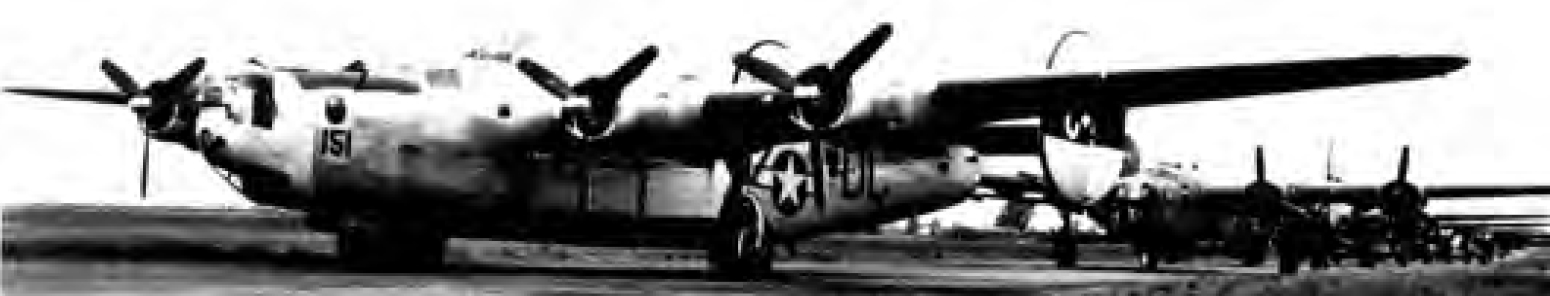 Taxi of B-24