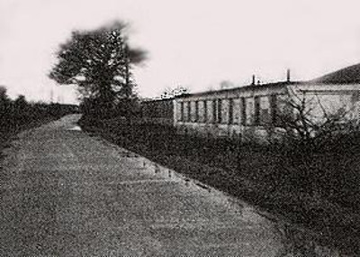 Site #12 huts in the 1980's