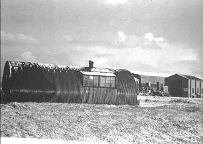 Squadron and Flight Office nissen hut