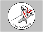 392 Bomb Group Logo